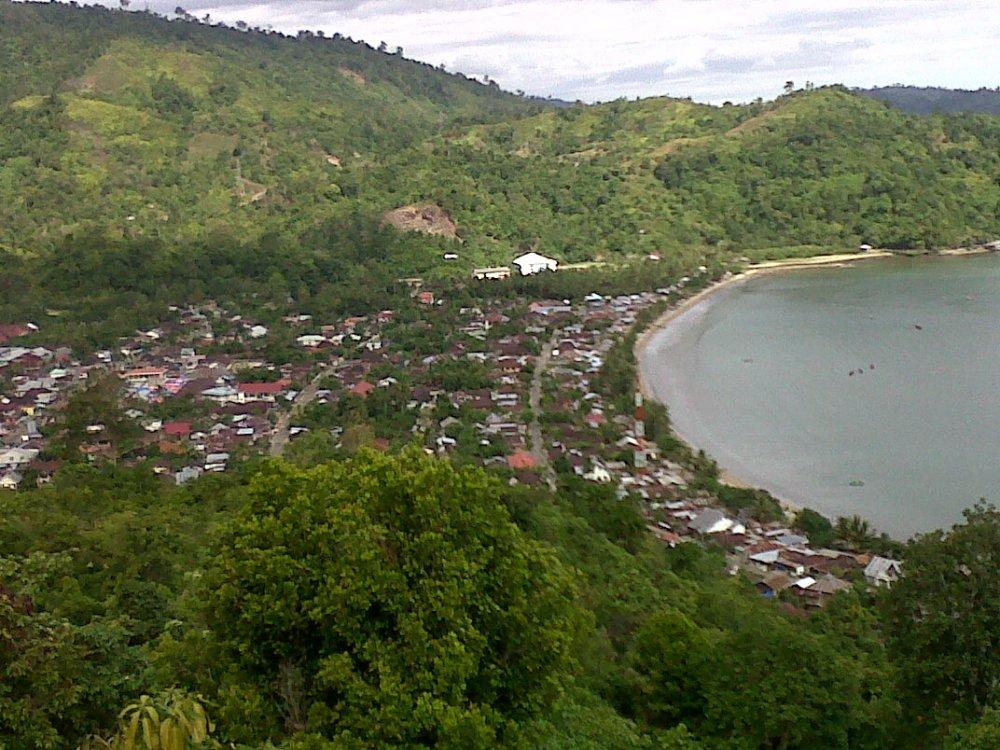 Berpetualang di bumi Sumatera Barat (1): Pantai Carocok, Painan (1/4)