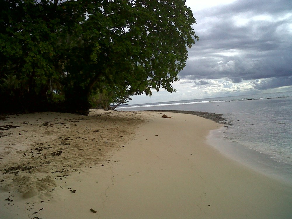 Berpetualang di bumi Sumatera Barat (1): Pantai Carocok, Painan (4/4)