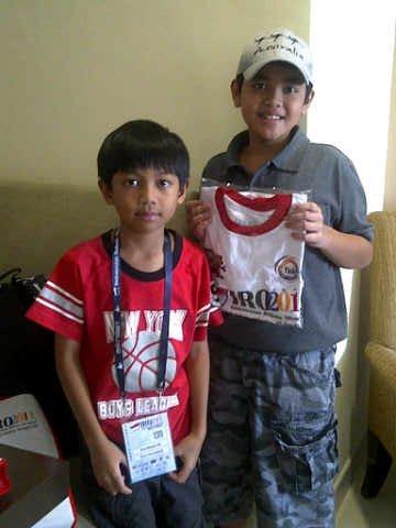 Pengalaman Mengikuti Indonesian Robotic Olympiad (IRO) 2011: Brain Machine (BM)-400 (4/6)