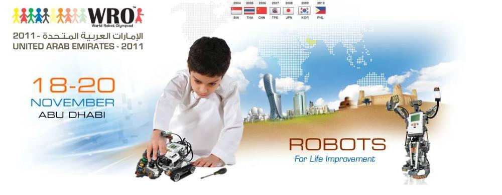 Word Robotic Olympiad 2011: Sebuah Proses Pembelajaran Untuk Menjadi Juara Dunia (2/6)